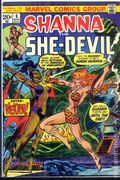Shanna The She-Devil (1972 1st Series) 5