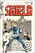 Nick Fury Agent of SHIELD (1968 1st Series) 4