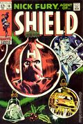 Nick Fury Agent of SHIELD (1968 1st Series) 10
