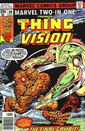 Marvel Two-in-One (1974 1st Series) 39