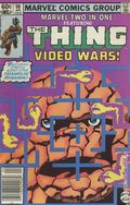 Marvel Two-in-One (1974 1st Series) 98