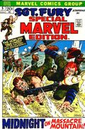Special Marvel Edition (1971) 5