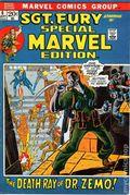 Special Marvel Edition (1971) 6