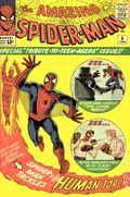 Amazing Spider-Man (1963 1st Series) 8