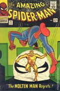 Amazing Spider-Man (1963 1st Series) 35
