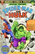 Spider-Man and the Incredible Hulk Chicago Tribune Giveaway (1980) 1