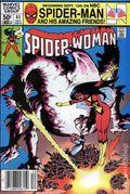 Spider-Woman (1978-1983 1st Series) 41