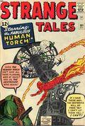 Strange Tales (1951-1976 1st Series) 101
