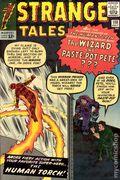 Strange Tales (1951-1976 1st Series) 110