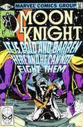 Moon Knight (1980 1st Series) 7