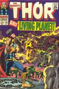 Thor (1962-1996 1st Series Journey Into Mystery) 133