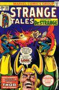 Strange Tales (1951-1976 1st Series) 182