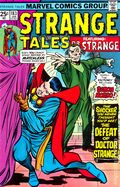 Strange Tales (1951-1976 1st Series) 183