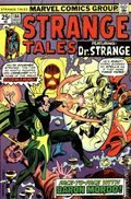 Strange Tales (1951-1976 1st Series) 184