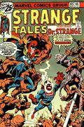 Strange Tales (1951-1976 1st Series) 185
