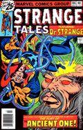 Strange Tales (1951-1976 1st Series) 186