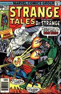 Strange Tales (1951-1976 1st Series) 187