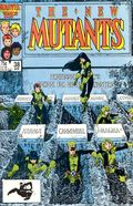 New Mutants (1983 1st Series) 38