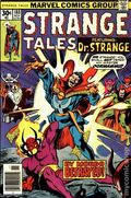 Strange Tales (1951-1976 1st Series) 188