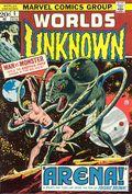 Worlds Unknown (1973 Marvel) 4