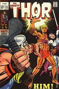 Thor (1962-1996 1st Series Journey Into Mystery) 165