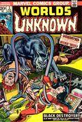 Worlds Unknown (1973 Marvel) 5