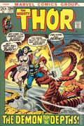 Thor (1962-1996 1st Series Journey Into Mystery) 204