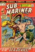 Sub-Mariner (1968 1st Series) 54