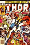 Thor (1962-1996 1st Series Journey Into Mystery) 257