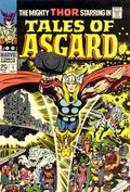 Tales of Asgard (1968 1st Series) 1