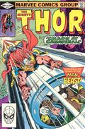 Thor (1962-1996 1st Series Journey Into Mystery) 317