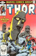 Thor (1962-1996 1st Series Journey Into Mystery) 318