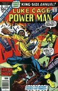 Power Man and Iron Fist (1972 Hero for Hire) Annual 1
