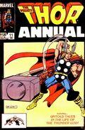 Thor (1962-1996 1st Series) Annual 11