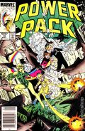Power Pack (1984 1st Series) 10