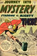 Thor (1962-1996 1st Series Journey Into Mystery) 86