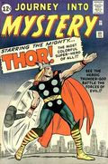 Thor (1962-1996 1st Series Journey Into Mystery) 89