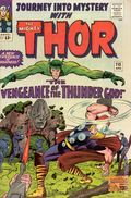 Thor (1962-1996 1st Series Journey Into Mystery) 115