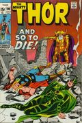 Thor (1962-1996 1st Series Journey Into Mystery) 190