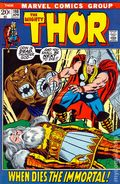 Thor (1962-1996 1st Series Journey Into Mystery) 198