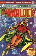 Warlock (1972 Marvel 1st Series) 9