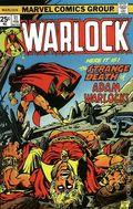 Warlock (1972 Marvel 1st Series) 11