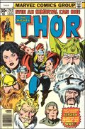 Thor (1962-1996 1st Series Journey Into Mystery) 262
