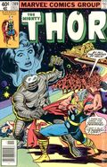 Thor (1962-1996 1st Series Journey Into Mystery) 289