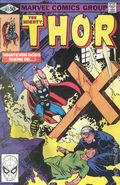 Thor (1962-1996 1st Series Journey Into Mystery) 303