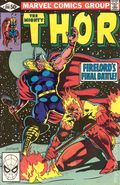 Thor (1962-1996 1st Series Journey Into Mystery) 306
