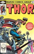 Thor (1962-1996 1st Series Journey Into Mystery) 323