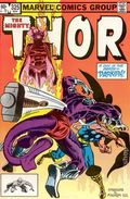 Thor (1962-1996 1st Series Journey Into Mystery) 325