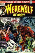 Werewolf by Night (1972 1st Series) 10