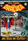 Tomb of Dracula (1972 1st Series) 2